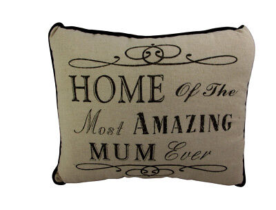 Home Of The Most Amazing Mum Cushion - Mothers day gift Idea - Mum Christmas
