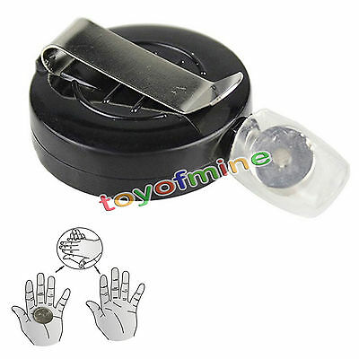 Magic Trick Coin Money Disappear Device Close Magnetic Vanishing Gimmick Prop