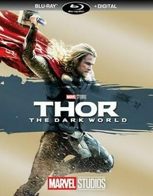 Thor: the Dark World - Blu-Ray Region 1 Free Shipping!