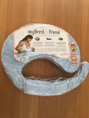My Brest Friend Nursing Pillow - Very lightly used. RRP £55 new