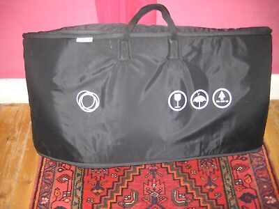 Bugaboo Cameleon/ Frog Padded Travel Bag In Excellent Condition