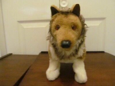 Vintage Lassie Dog Battery Controlled