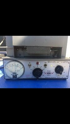 Thermolyne Benchtop 1100 c Muffle Furnace powers ON