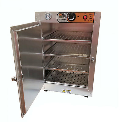 Commercial Food Warming Portable HotBox  16x16x24  HeatMax  RB-HOTBOX-161624