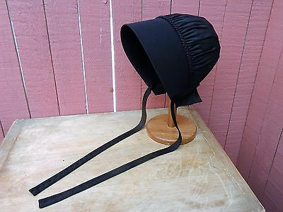Amish Bonnet from Amish Farmhouse Authentic Old Order Long Ties
