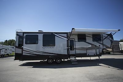 2017 Heartland Gateway 3712RDMB Fifth Wheel RV Camper