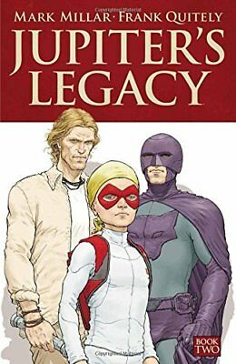Jupiters Legacy Volume 2 by Mark Millar New Paperback Book