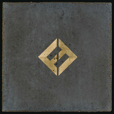 Foo Fighters - Concrete And Gold [New CD]