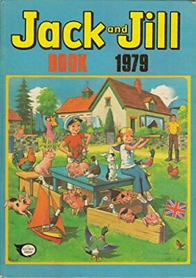 Jack and Jill Book 1979 (Annual) Book The Cheap Fast Free Post