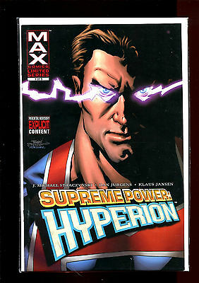 Supreme Power Hyperion 5 Issue Limited Set(9.6)(Nm+)1,2,3,4,5