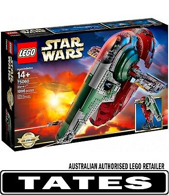 LEGO 75060 SLAVE 1 STAR WARS from Tates ToyWorld