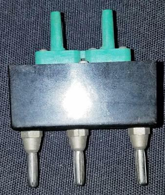 Transistor test fixtures for Tektronix 575, TO-5, TO-66, Axial Diode, Power Xstr