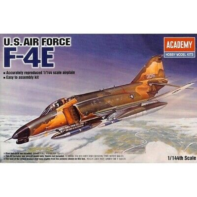 Academy 1/72 F-4E Kit ACA-12605 (New)