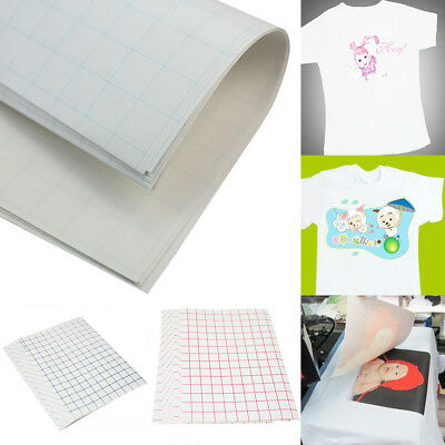 New 10 Sheets A4 Dye Sublimation Inkjet Heat Transfer Paper for Cotton T- Shirt
