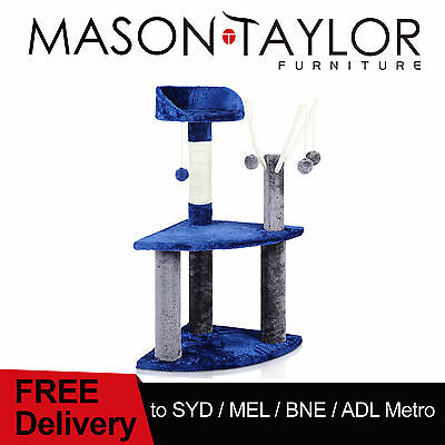 Mason Taylor Cat Scratching Post Tree Scratcher Pole Kitten Pet Toy House Gym AU
