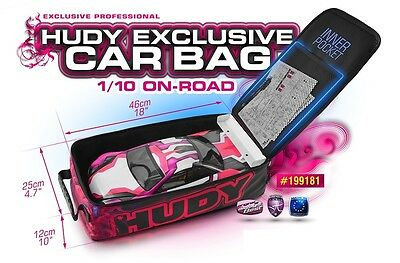 Hudy 1/10 On Road Touring Pan Exclusive Professional Car Bag #199181 OZ RC
