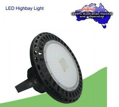 150W LED UFO High Bay Lighting(SAA), Industrial Factories, Farms, Workshops