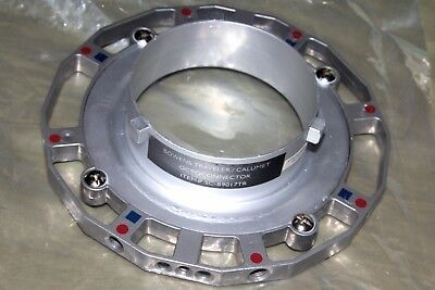 PhotoFlex  / Speed Ring / Strobe Connector for Bowens, Calumet and Paterson