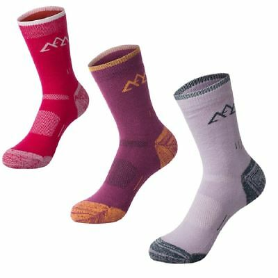 Womens Wool Socks Outdoor Hiking Camping Trekking Ski Thermal Sock