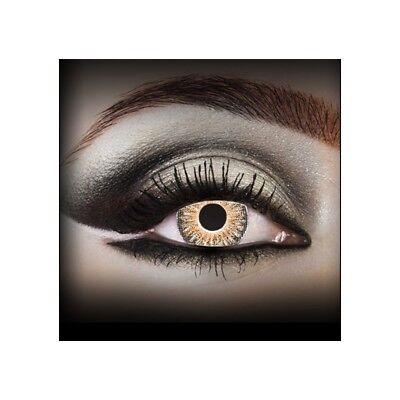 Lentille couleur marron 3 tons K3012 - brown color contact lenses