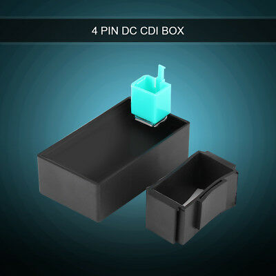 4 Pin DC CDI Box For 50cc 70cc 90c 110cc Scooter Pit Dirt Monkey Bike ATV Quad
