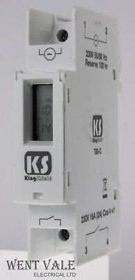 Green Brook King Shield - T80-C - Digital Time Switch 7day/24hr Programmable New