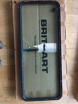 Land Rover Defender Rear Side Windows (pair)