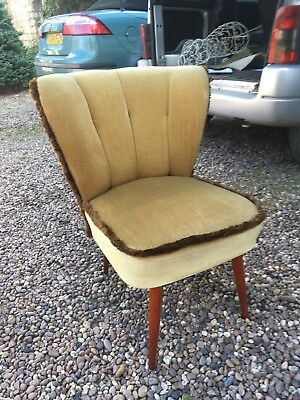 Vintage Cocktail Chair (REDUCED)