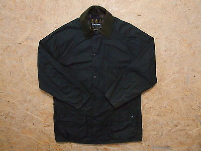 Men's Barbour Flyweight Contemporary Waxed Jacket Size L Genuine Rare