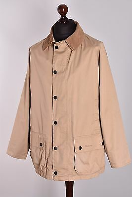 Men's Barbour Lightweight Beaufort Jacket Size L Genuine Casual
