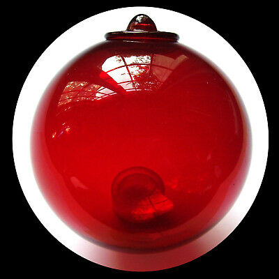 Holmegaard - Michael Bang - Dekorations Glas Kugel_glass ball - 11,4 cm -Denmark