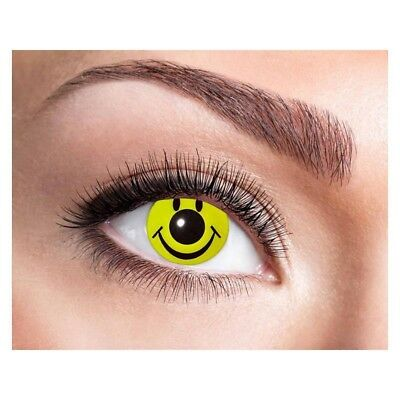 Lentilles de contact couleur Smiley color contact lens