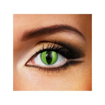 Lentilles de contact couleur Oeil de cobra F73 - snake cat eye fancy lens