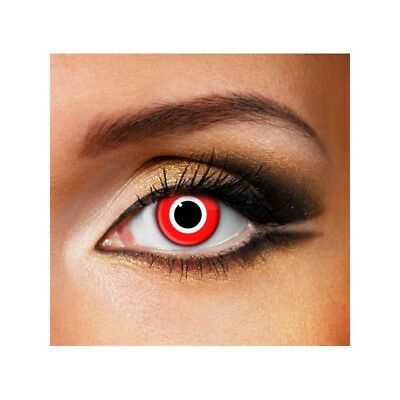 Lentilles de contact couleur 24H assassin - One day assassin color contact lens