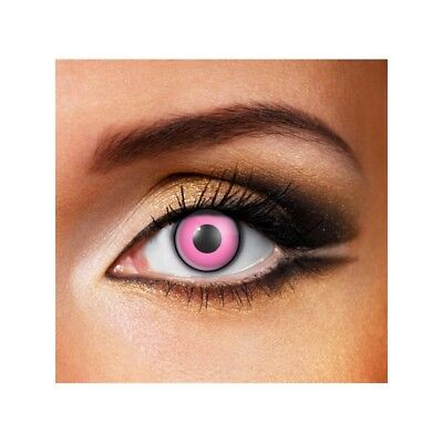 Lentilles de contact couleur Barbie Pink - fancy lens barbie pink F47
