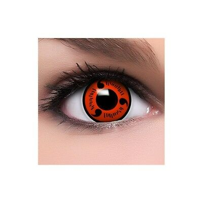 Lentilles de contact couleur Naruto-1 fancy color contact lens