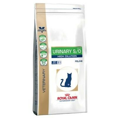 7kg ROYAL CANIN  UHD 34 Urinary S/O High Dilution  Harnsteine Diätfutter Bravam