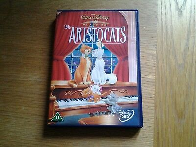 Walt disney dvd the aristocats
