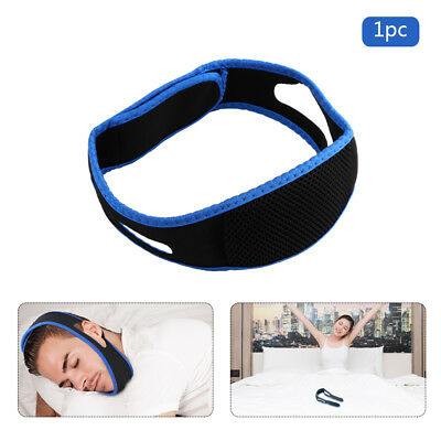 Long Strip My Snoring Solution Stop Snoring TMJ Chin Strap Sleep Apnea Belt
