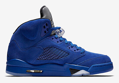 air jordan 5 Retro GS Royal Suede US YOUTH GRADE SCHOOL SIZES 440888-401