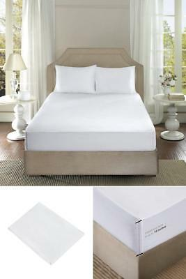 Waterproof King Size Mattress Protector Bed Cover Soft Hypoallergenic Sheet