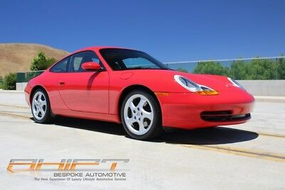 1999 Porsche 911 Carrera Coupe 2-Door 1999 Porsche