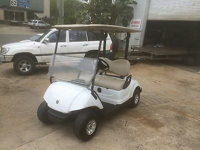 Yamaha 2012 Electric Golf Cart, Great Condition And Strong Batteries