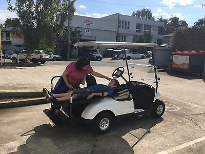 Yamaha Electric Golf cart Medical/stretcher Buggy New Build