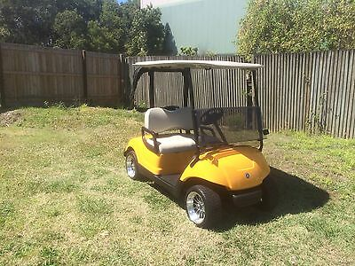 From $42 per week Yamaha G29 Electric Golf Cart, buggy  New Batts, Paint & Mags