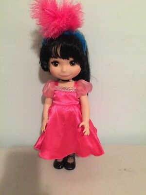 Disney Animators Collection It's a Small World Singing France Doll