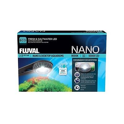 COB Nano LED 6.5W Fluval Rimless Aquariums Top Frame Aquarium Lighting System
