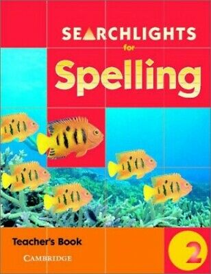 Searchlights for Spelling Year 2 Teacher's Book by Corbett, Pie Paperback Book