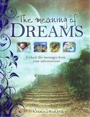 The Meaning of Dreams by Inserra, Rose Hardback Book The Cheap Fast Free Post