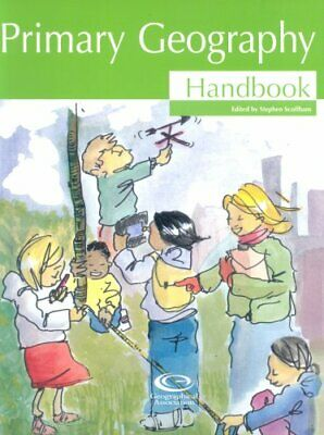 Primary Geography Handbook Paperback Book The Cheap Fast Free Post